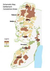 Settlement jurisdiction areas