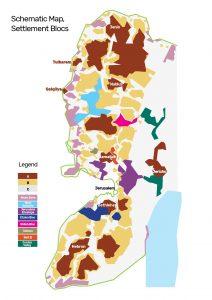 Settlement blocs